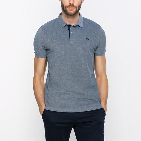 Milo Short Sleeve Polo Shirt // Navy (XS)