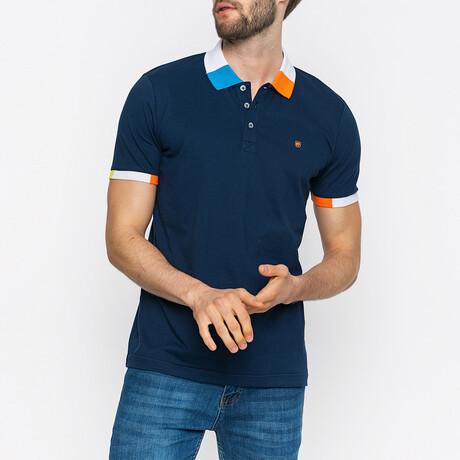 Westin Short Sleeve Polo Shirt // Navy (XS)