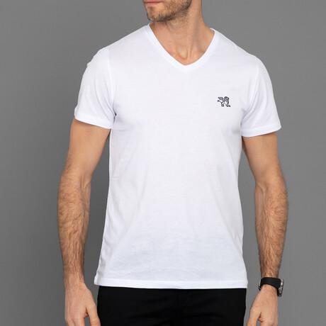 Greg T-Shirt // White (S)