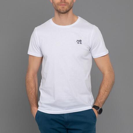 Kyle T-Shirt // White (S)