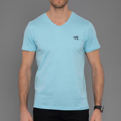 Marc T-Shirt // Blue (S)