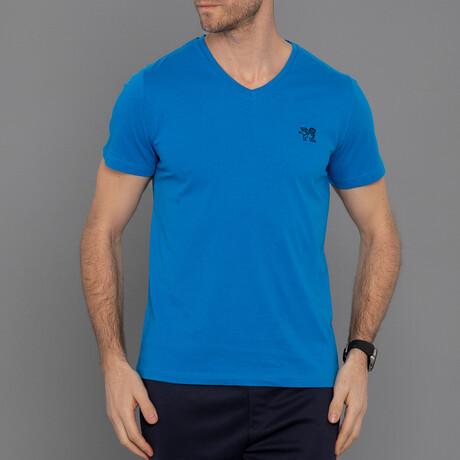 Nicholas T-Shirt // Sax (S)