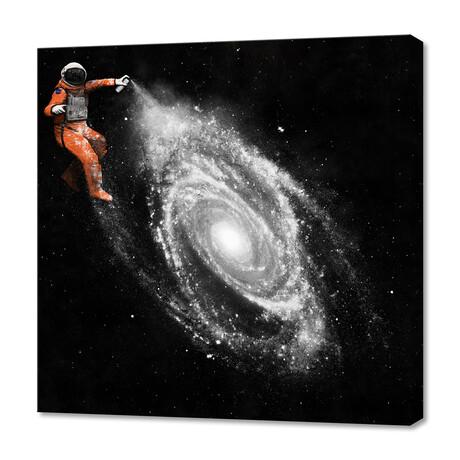"Space Art (12""H x 12""W x 0.75""D)"