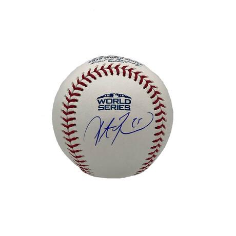 Steve Pearce // Signed World Series Baseball // Boston Red Sox