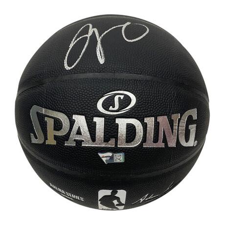 Jayson Tatum // Signed Basketball Ver. 3 // Boston Celtics