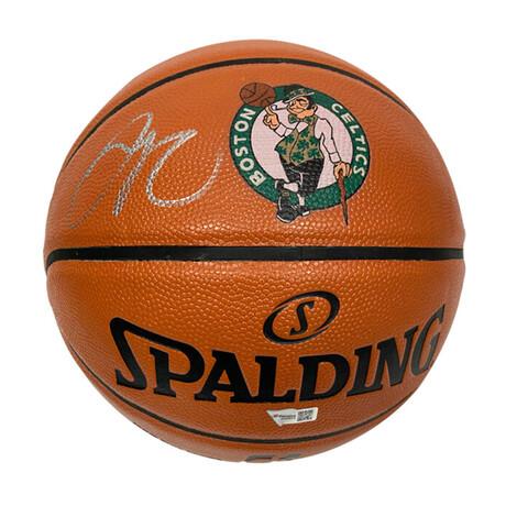Jayson Tatum // Signed Basketball Ver. 2 // Boston Celtics