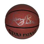 Larry Bird // Signed Basketball // Boston Celtics