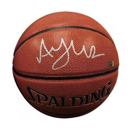 Al Horford // Signed Basketball // Boston Celtics