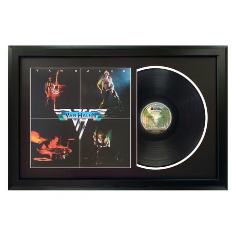 Van Halen // Van Halen (White Mat)