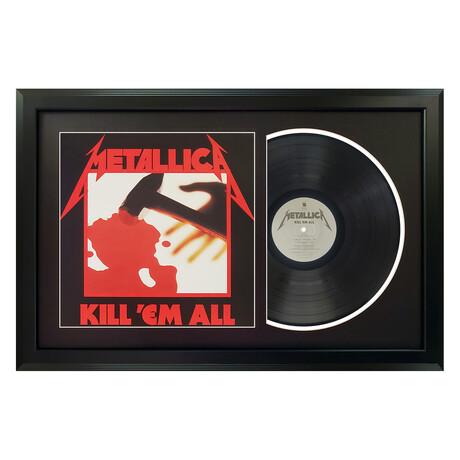 Metallica // Kill Em All (White Mat)