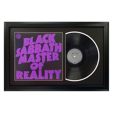Black Sabbath // Master Of Reality (White Mat)