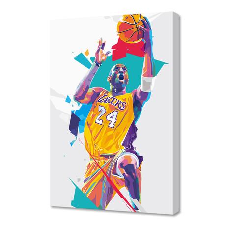 """Kobe Bryant I (12""""H x 8""""W x 0.75""""D)"""