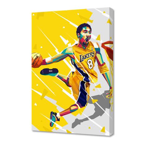 "The Kobe // Limited Edition (12""H x 8""W x 0.75""D)"