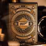 James Bond Playing Cards // Set of 2