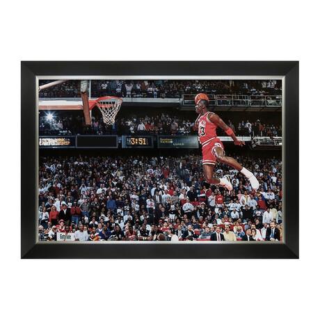 Michael Jordan // 1988 All-Star Game Slam Dunk Display