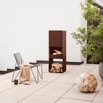 FireBox Outdoor Fireplace