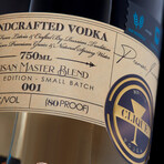 Limited Edition Small Batch Vodka // 750 ml