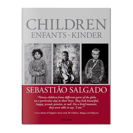 Sebastião Salgado // The Children