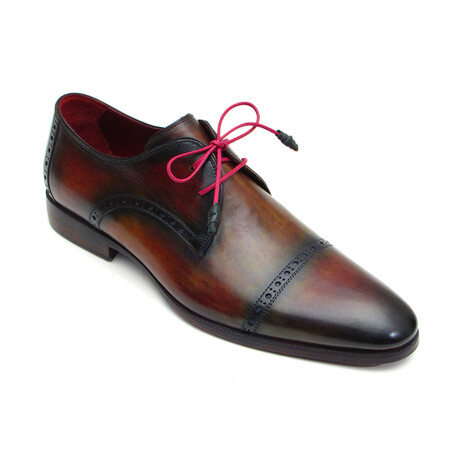 Derby Shoes // Multicolor (US: 7)