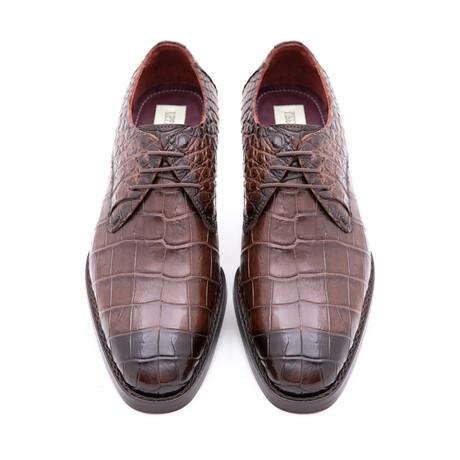 Men's AK102 Shoes // Brown (Euro: 40)
