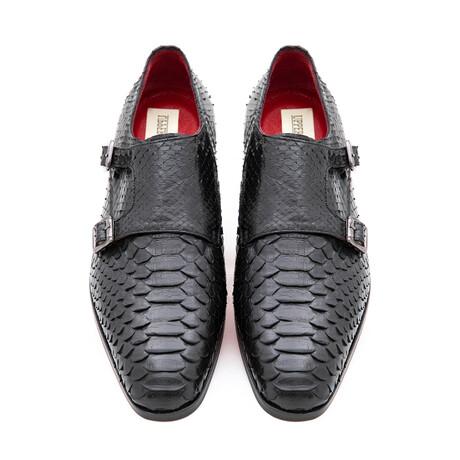 Men's AK76 Shoes // Black (Euro: 40)