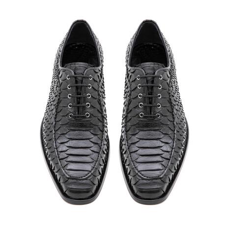 Men's AK27 Shoes // Black (Euro: 40)