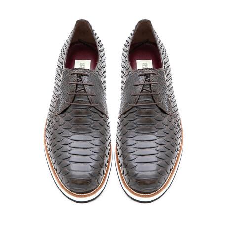 Men's AK116 Shoes // Brown (Euro: 40)