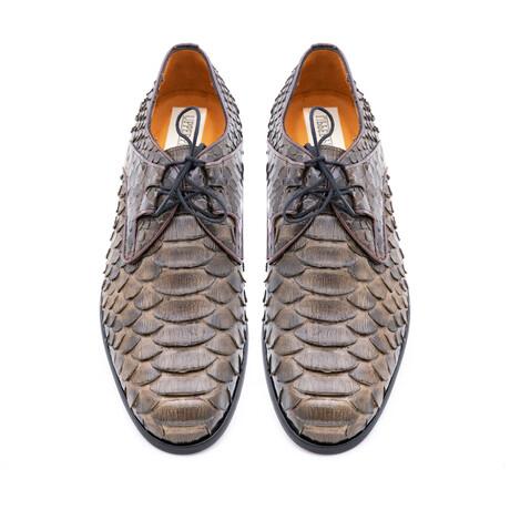 Men's AK111 Shoes // Brown (Euro: 40)