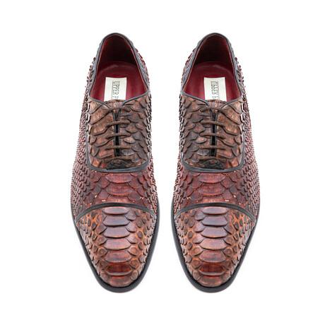 Men's AK106 Shoes // Brown (Euro: 40)