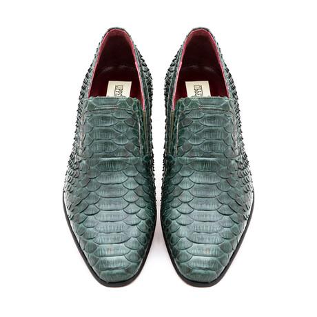 Men's AK61 Shoes // Green (Euro: 40)