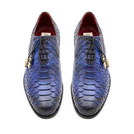 Men's AK16 Shoes // Sax (Euro: 40)