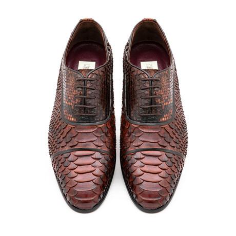 Men's AK89 Shoes // Brick (Euro: 40)