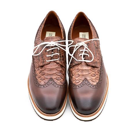 Men's AK45 Shoes // Brown (Euro: 40)