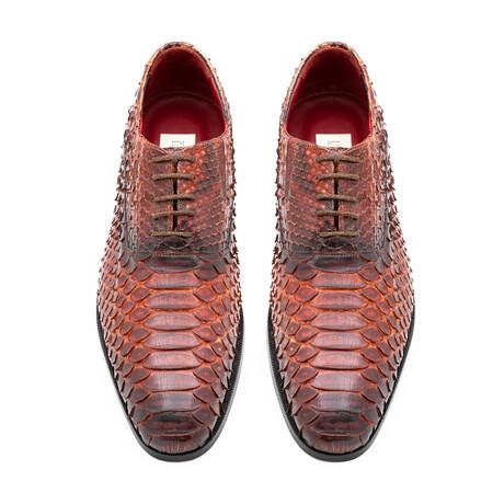 Men's AK20 Shoes // Brick (Euro: 40)