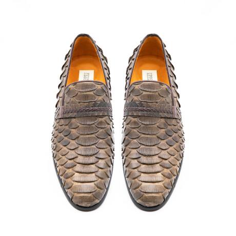 Men's AK18 Shoes // Brown (Euro: 40)