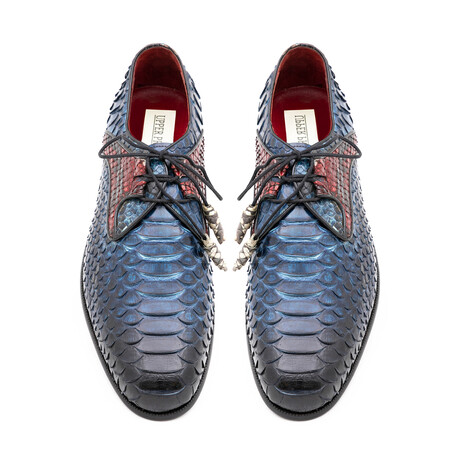 Men's AK22 Shoes // Indigo (Euro: 40)