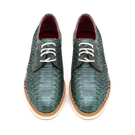 Men's AK52 Shoes // Green (Euro: 40)