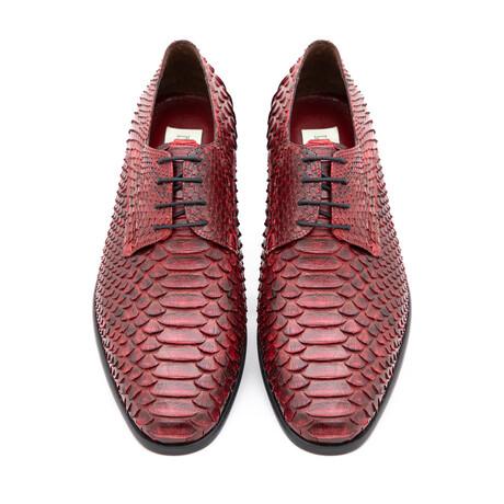 Men's AK103 Shoes // Brick (Euro: 40)
