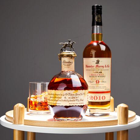 Red Takara Japanese Edition + Ardlair 9 Year Scotch // 750 ml Each