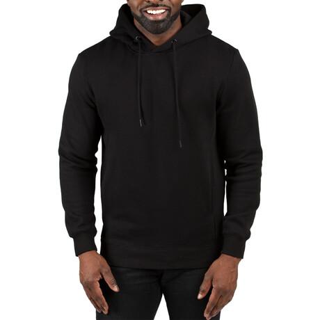 Ultimate Fleece Pullover // Black (XS)
