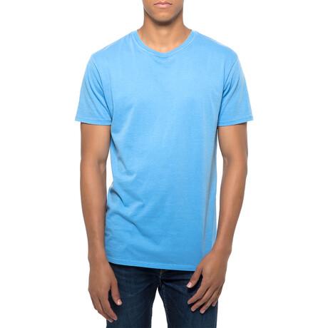 Pigment Dye T-Shirt // Royal (XS)