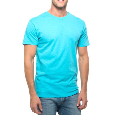Pigment Dye T-Shirt // Blue (XS)