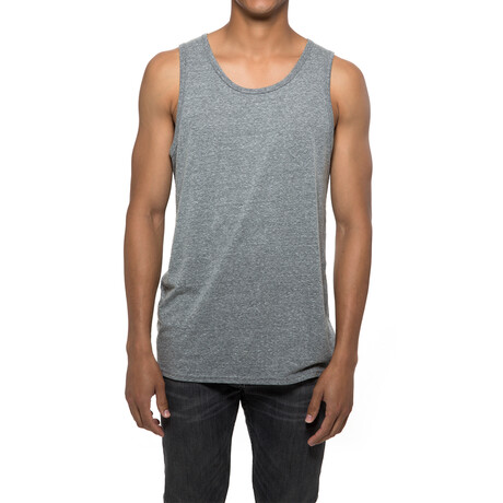 College Point Triblend Tank // Gray (XS)