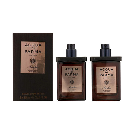 Ambra // Travel Cologne // 30 mL // Pack of 2