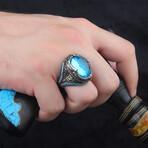 Large Topaz Ring (6.5)