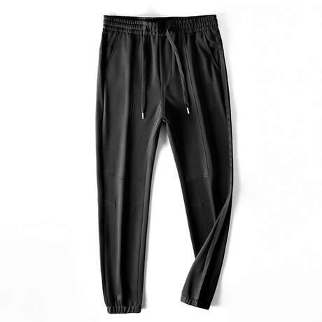 Maxwell Trousers // Black (S)