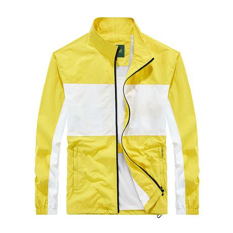 Chuck Jacket // Yellow (S)