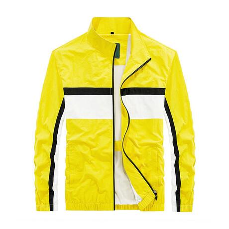Scott Jacket // Yellow (S)