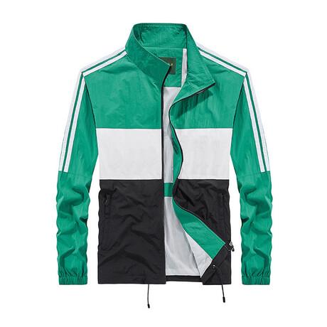 Lance Jacket // Green (S)