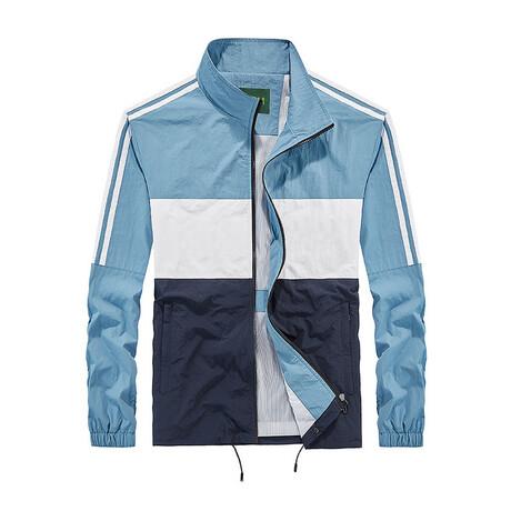 Lance Jacket // Blue (S)